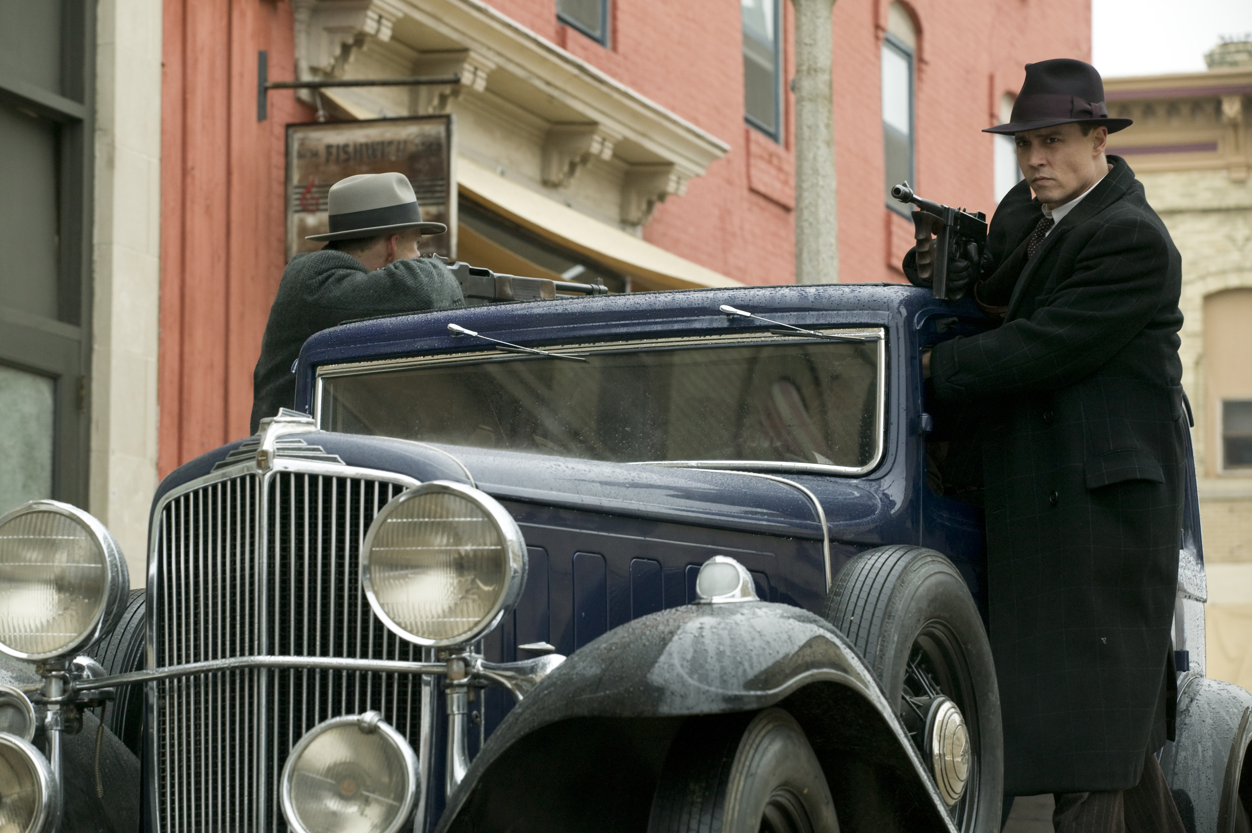 Кадр из фильма «Джонни Д.» (2009)