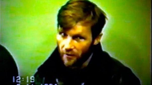 Александр Викторович Солоник (скриншот с видеозаписи 1994 года)
