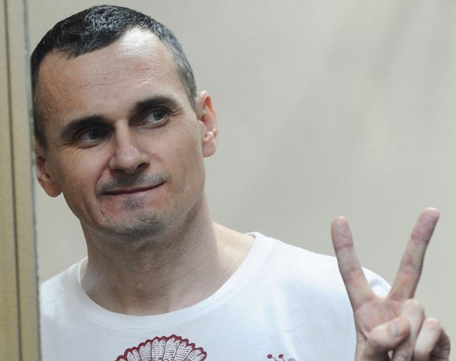 Звезды Голливуда просят освободить Олега Сенцова