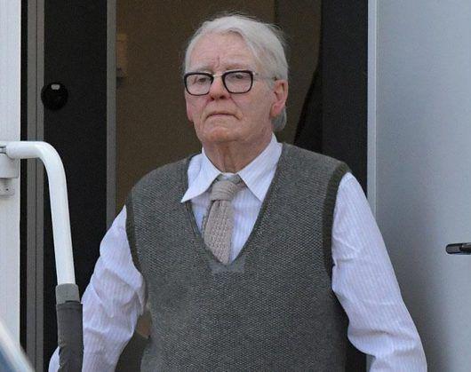 Тильда Суинтон сыграла 82-летнего старика