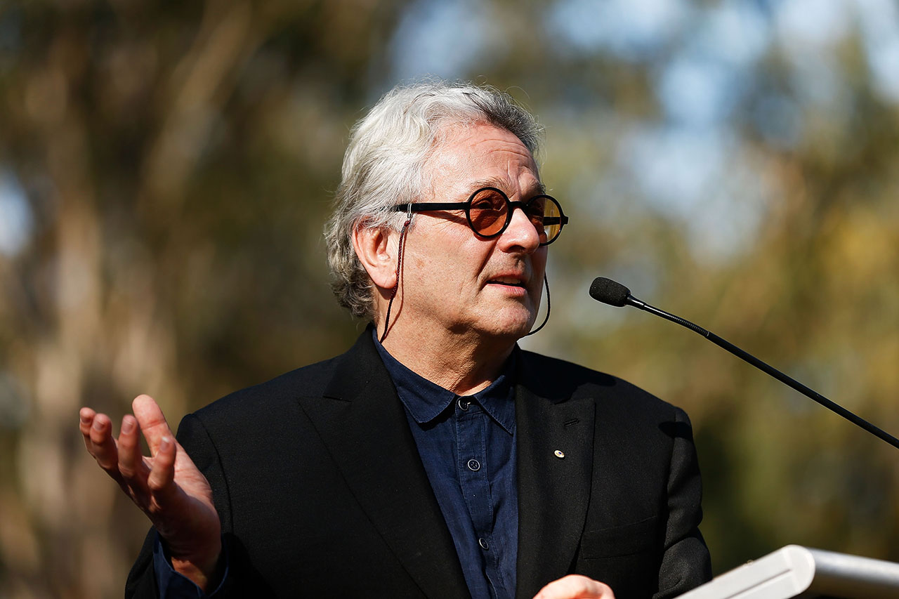 Джордж Миллер (фотография 2018 года)