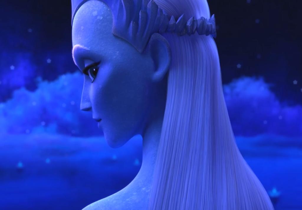 Премьера трейлера «Снежная Королева: Зазеркалье»