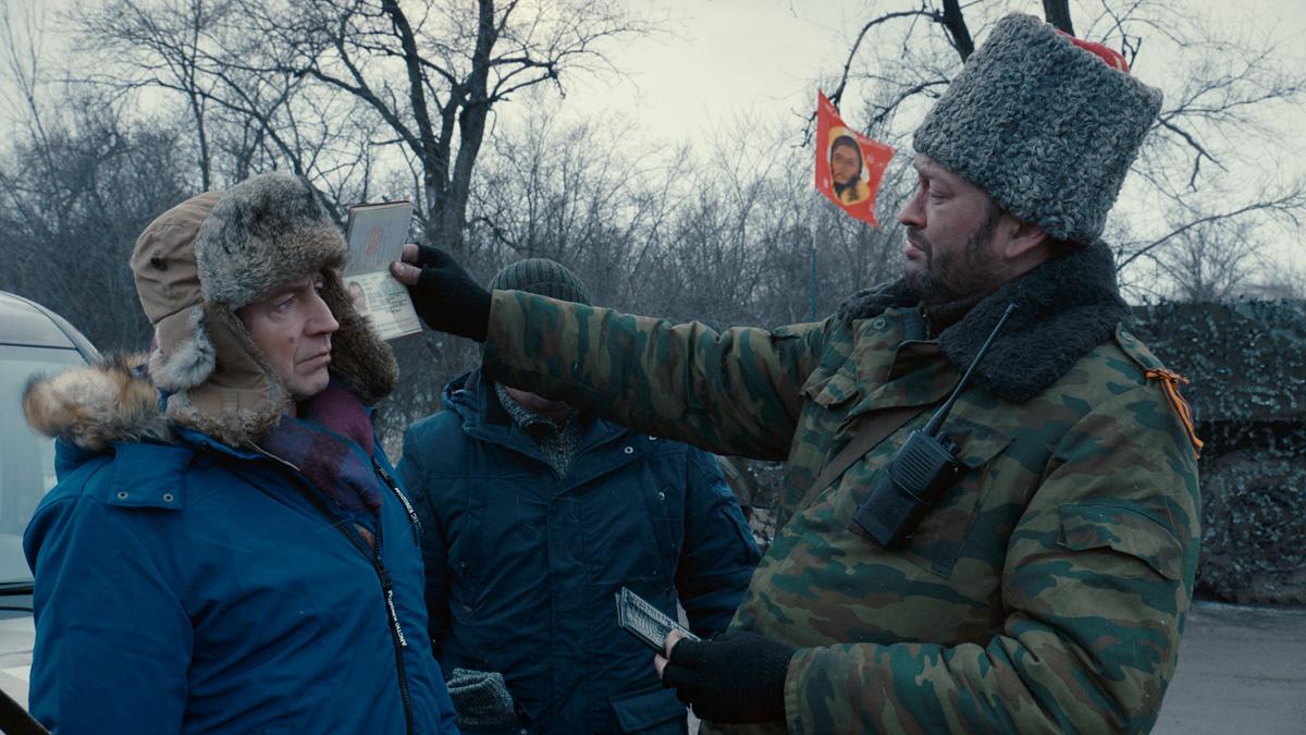 Украина и Россия выпускают фильмы с одинаковым названием - «Донбасс»