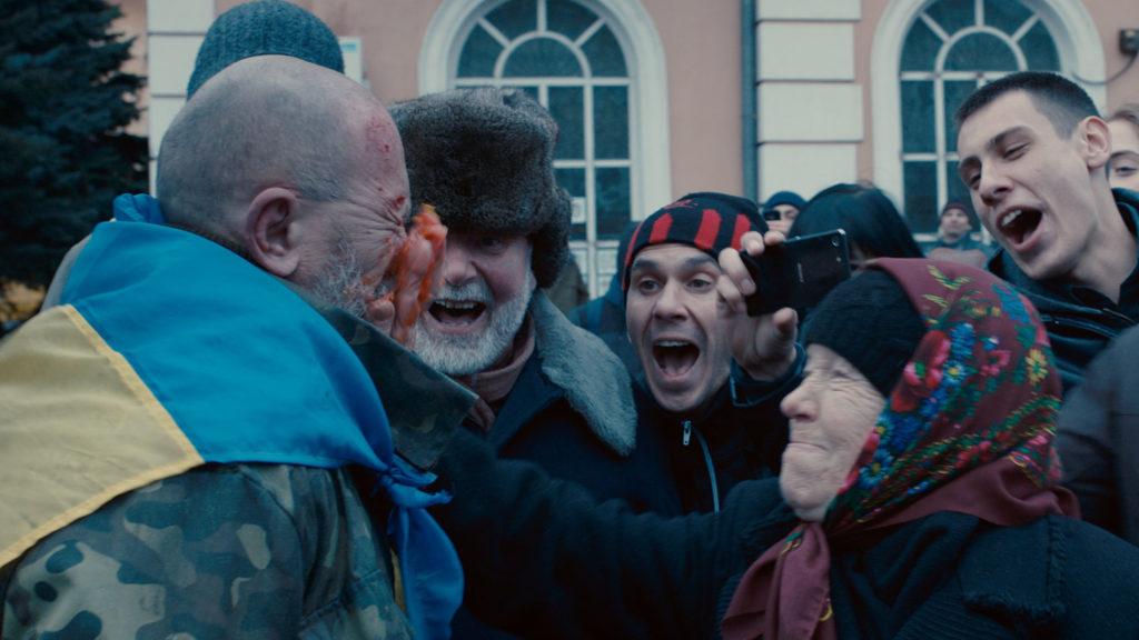 Украина и Россия выпускают фильмы с одинаковым названием — «Донбасс»