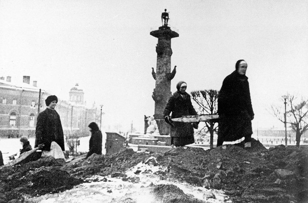 В Санкт-Петербурге сняли черную комедию о блокаде Ленинграда