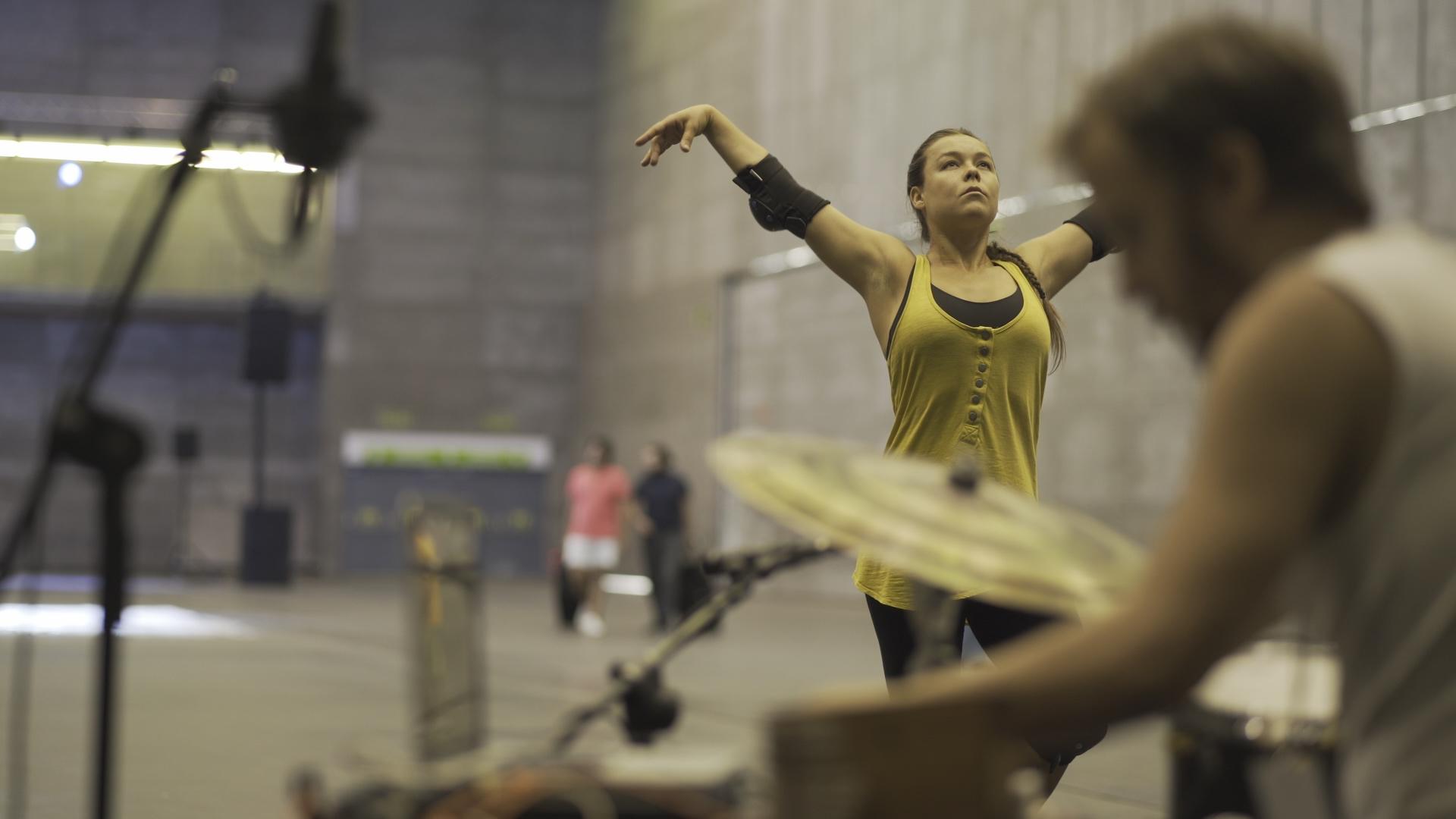 Кадр из фильма «Импульсо: больше, чем фламенко»