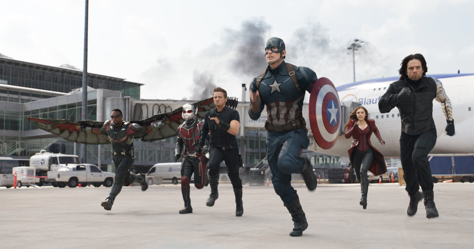 Кадр из фильма «Мстители: Война бесконечности»