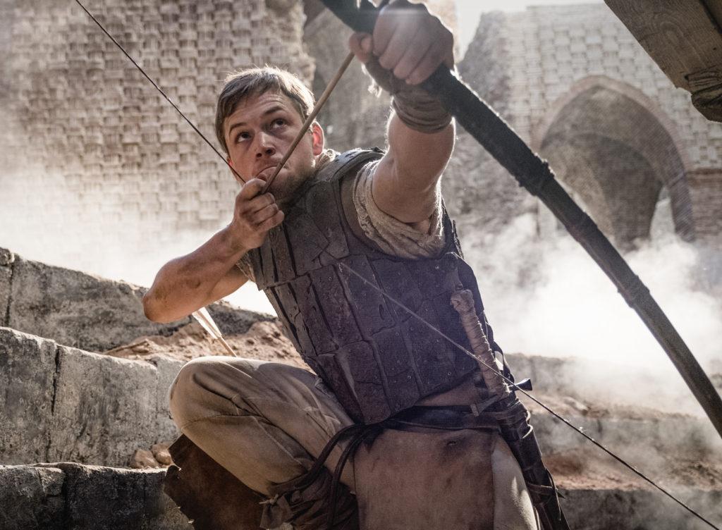 Фильм «Робин Гуд: начало» провалился в прокате