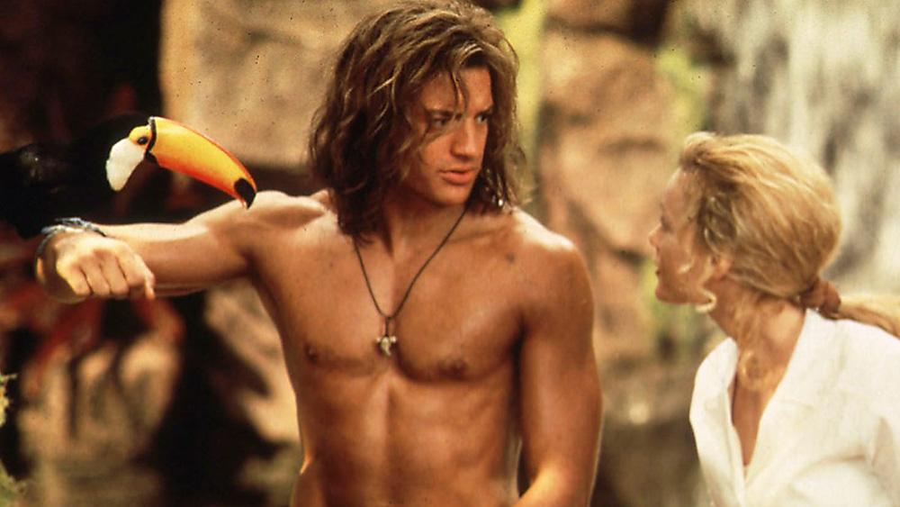 Кадр из фильма «Джордж из Джунглей»