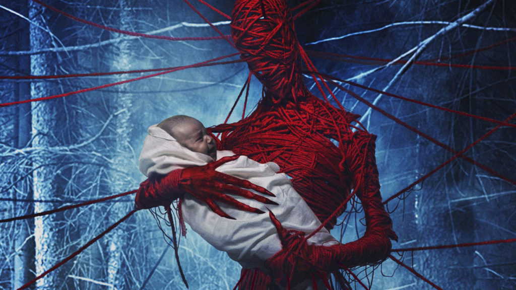 Опубликован постер «Яга. Кошмар темного леса»