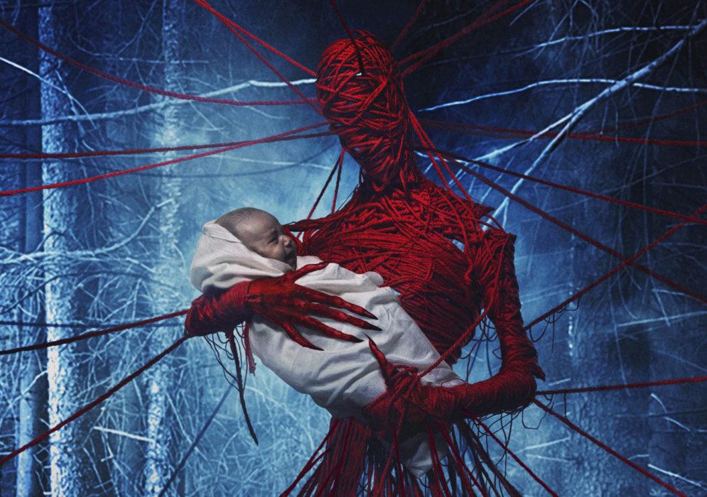 Постер фильма «Яга. Кошмар темного леса»