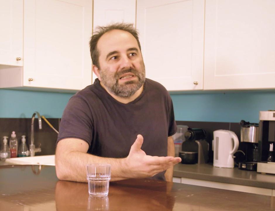 Интервью с режиссером Антони Кордье
