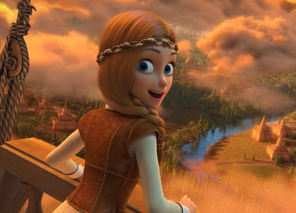Ирина Безрукова рассказала о работе над «Снежной Королевой»
