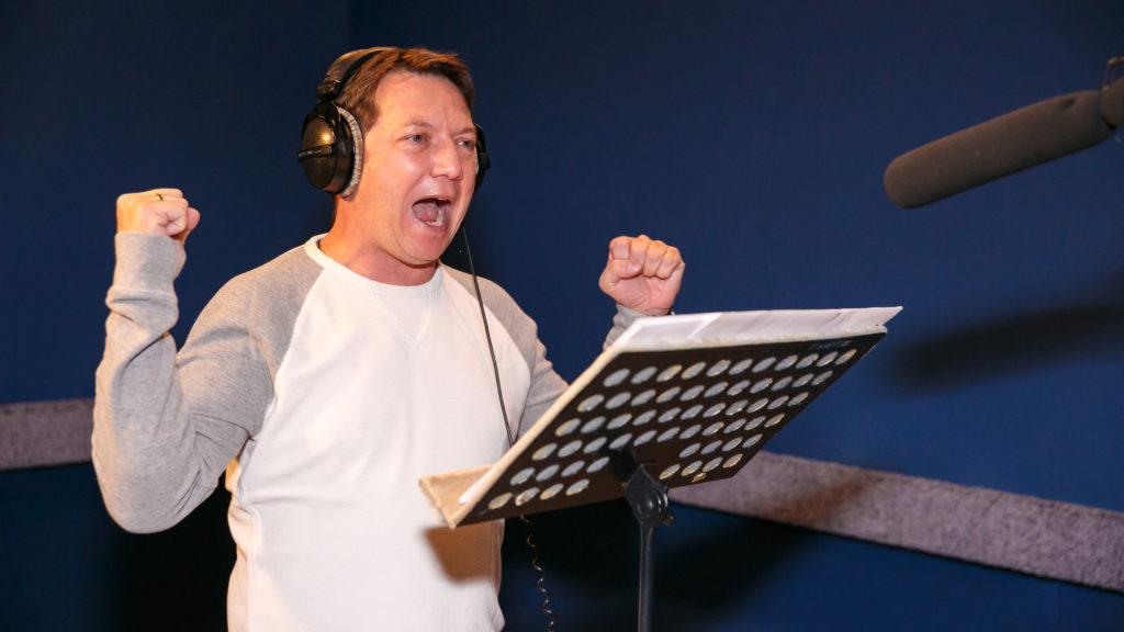 Георгий Черданцев принял участие в озвучивании фильма «Алита»