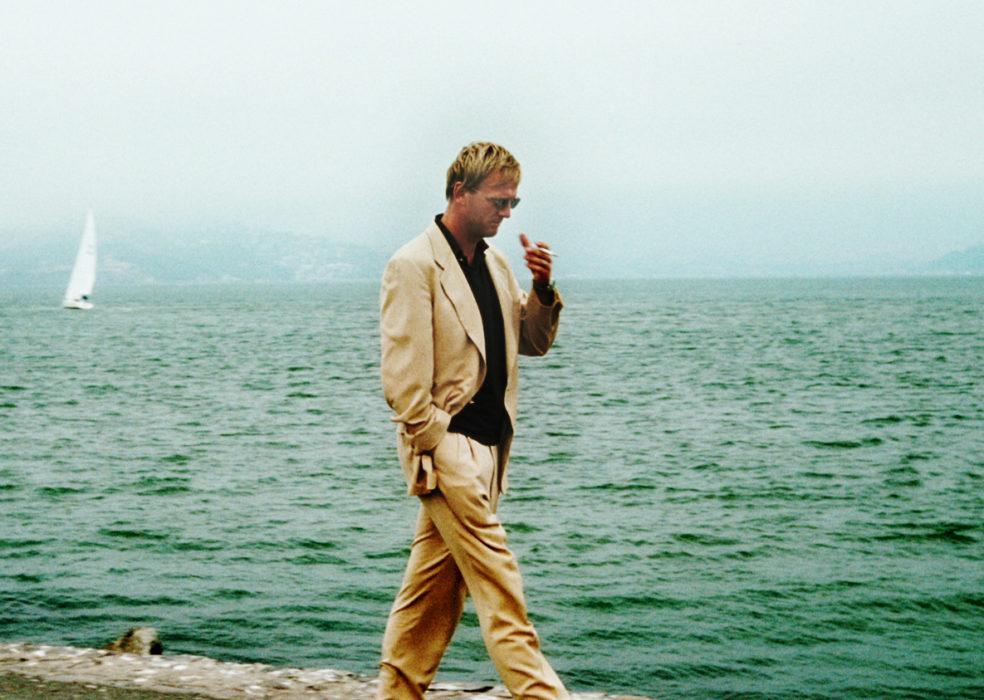 Кадр из фильма «Пассажир из Сан-Франциско»