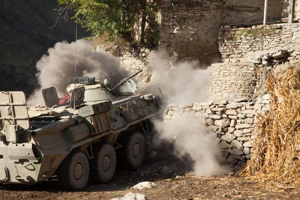 9 мая Павел Лунгин выпускает военную драму про Афганистан — «Братство»