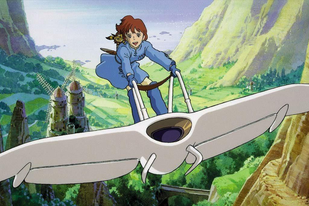 Мультфильм Хаяо Миядзаки «Навсикая из Долины ветров» снова будет показан на больших экранах