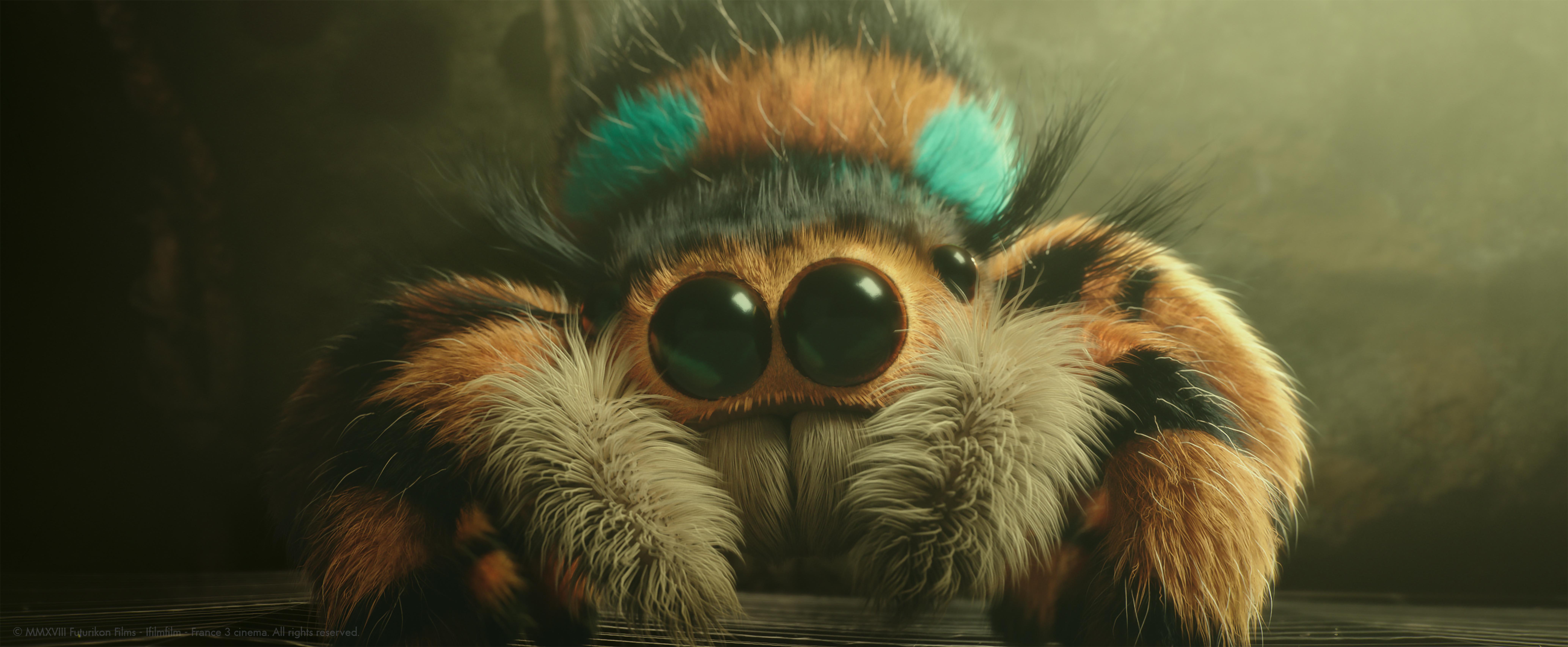 Кадр из мультфильма «Букашки 2»