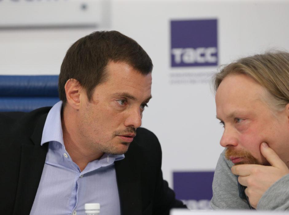 Дмитрий Литвинов и Владислав Северцев (фотография 2019 года)