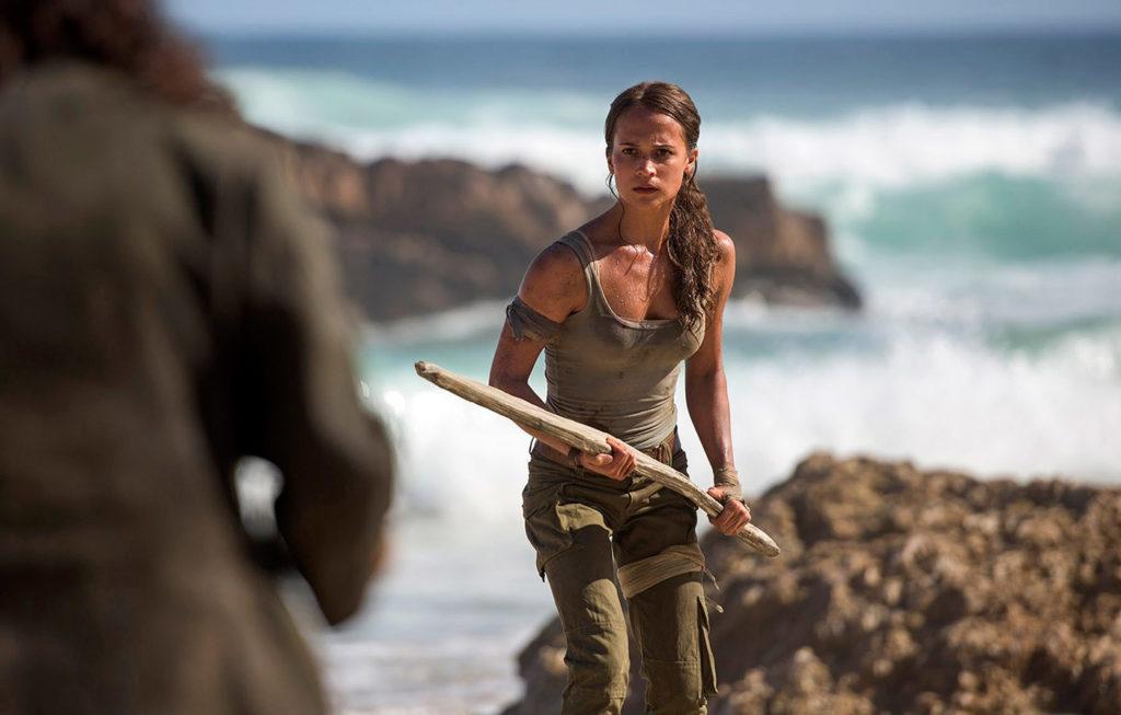 Найден сценарист для сиквела «Tomb Raider: Лара Крофт»