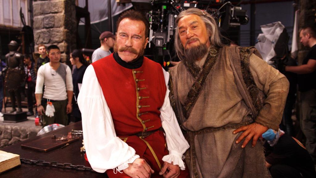 Самый дорогой фильм в истории российского кино — «Тайна печати дракона». Интервью с Алексеем А. Петрухиным
