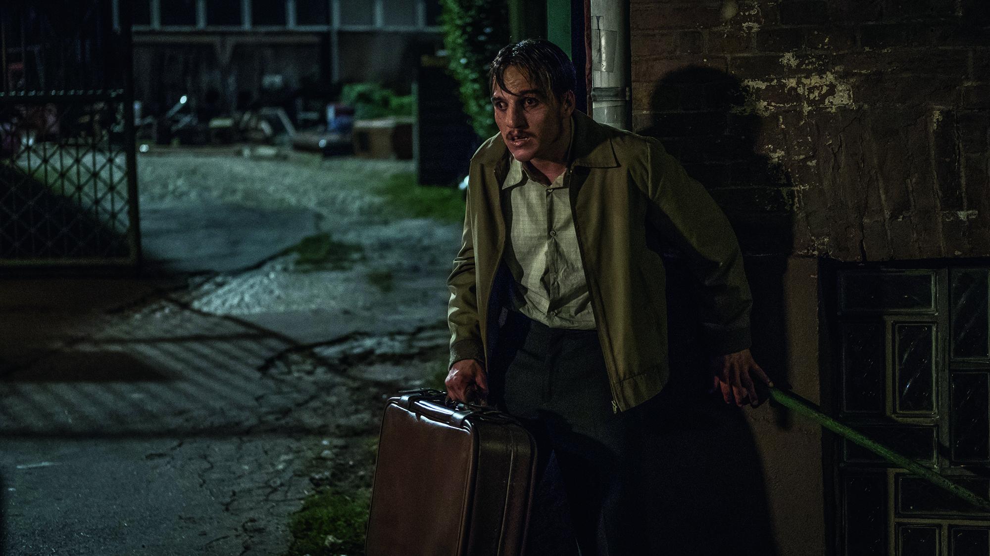 Кадр из фильма «Золотая перчатка»