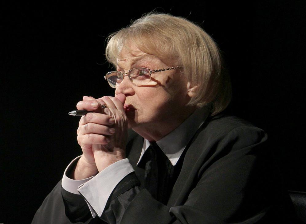 Умерла актриса Алла Покровская, вдова Олега Ефремова