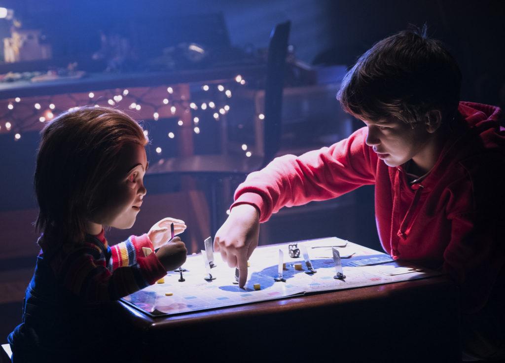 Создатели хоррора «Детские игры» рассказали о работе над картиной