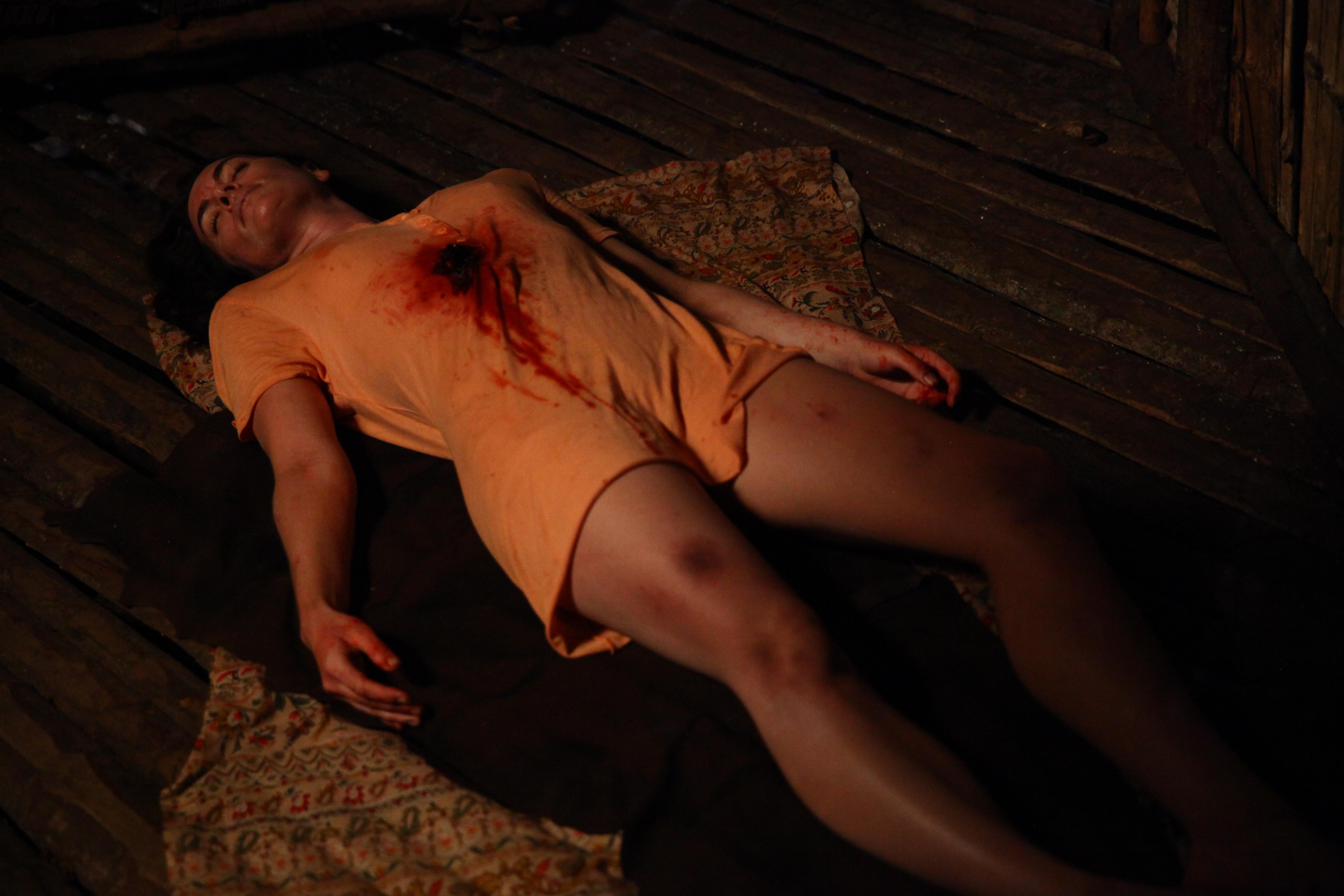 Кадр из фильма «Добыча»