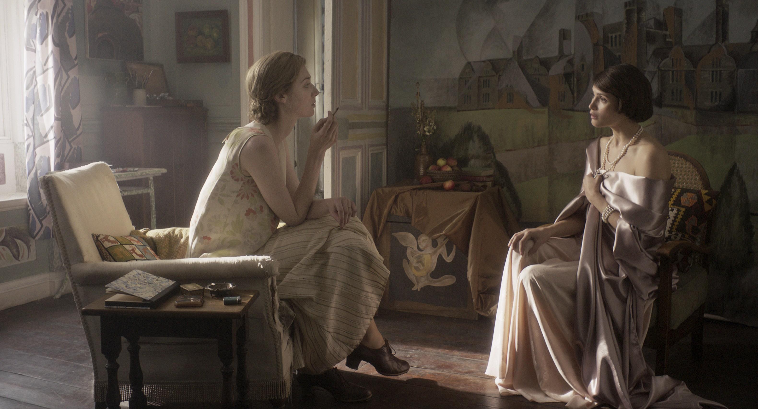Кадр из фильма «Вита и Вирджиния»