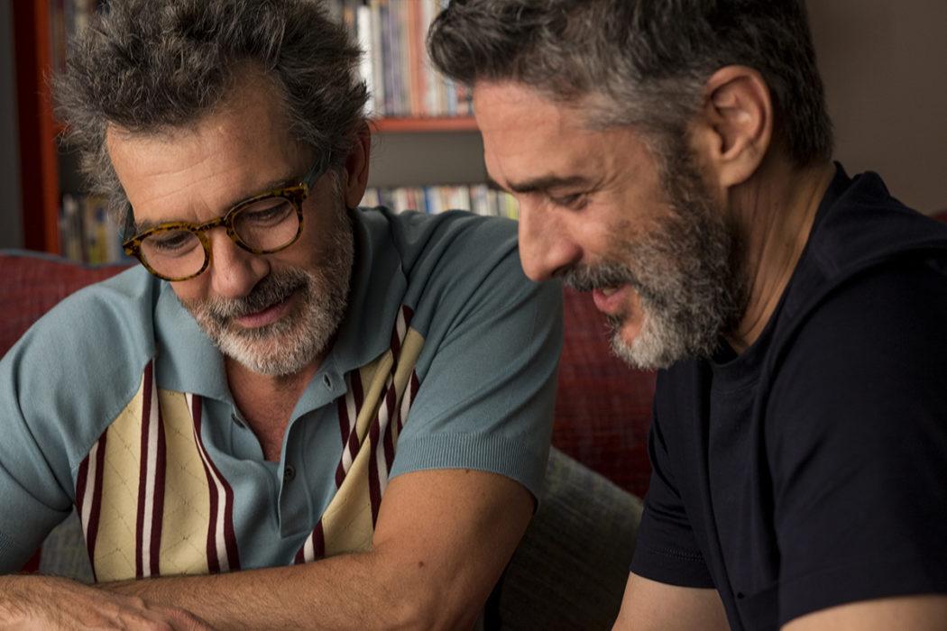 Кадр из фильма «Боль и слава»