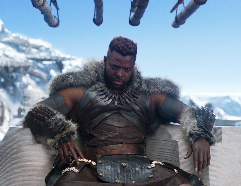 Звезда «Чёрной Пантеры» Уинстон Дьюк согласился на участие в фантастике «Девять дней»