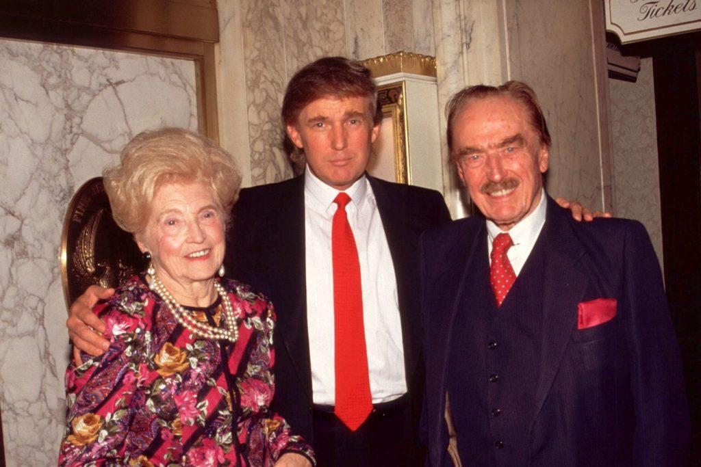 Трампы: секреты династии, навсегда изменившей мир