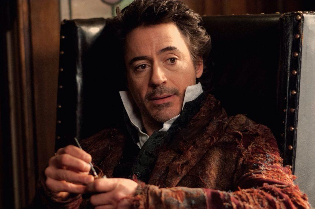 Кадр из фильма «Шерлок Холмс»