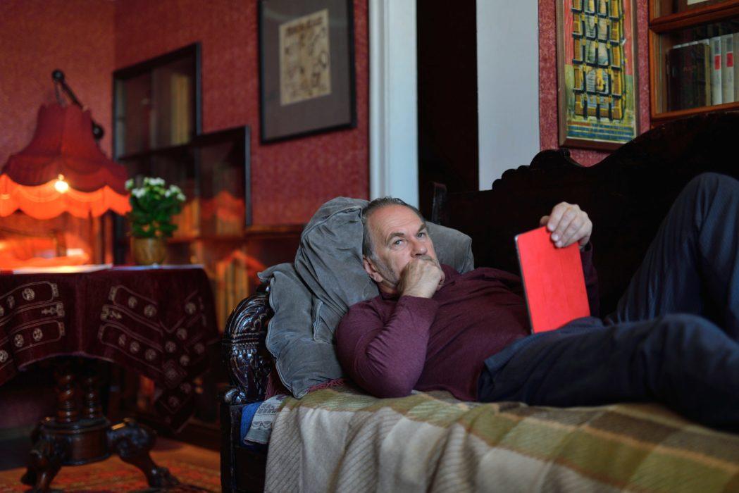 Кадр из фильма «Элефант»