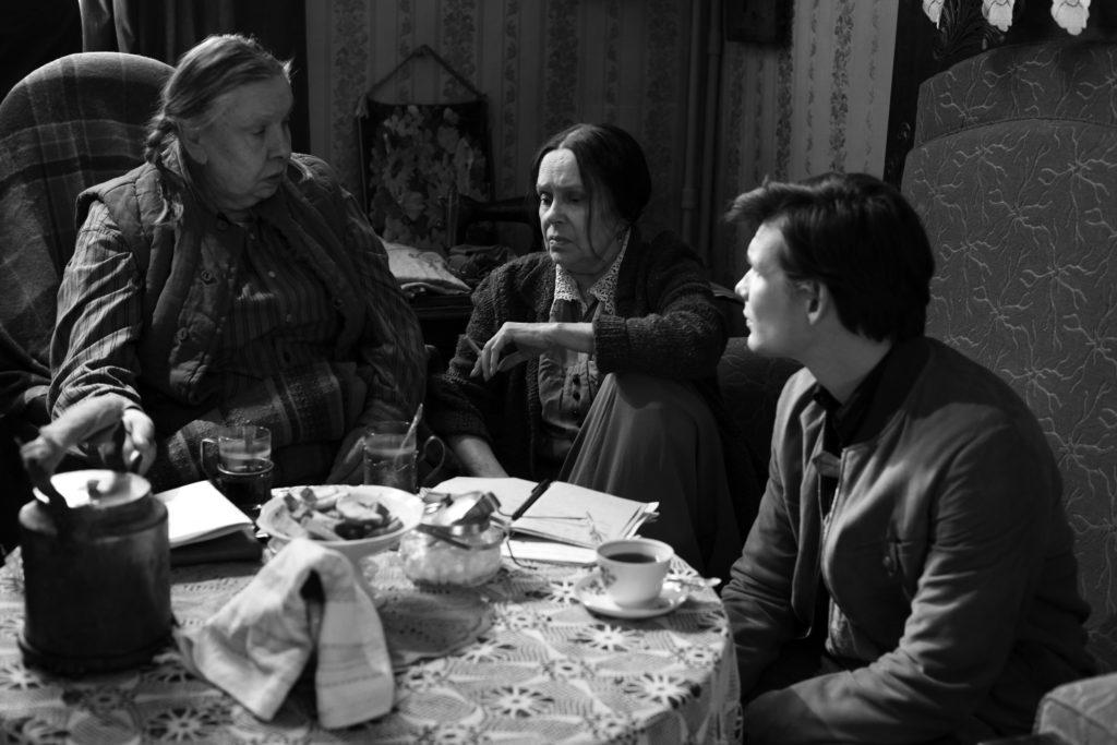 Премьера трейлера нового фильма Андрея Смирнова «Француз»