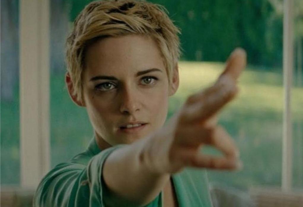 Кадр из фильма «Сиберг»