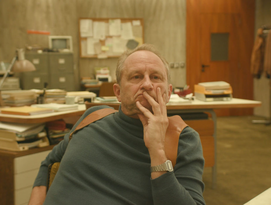 Кадр из фильма «На посту!»