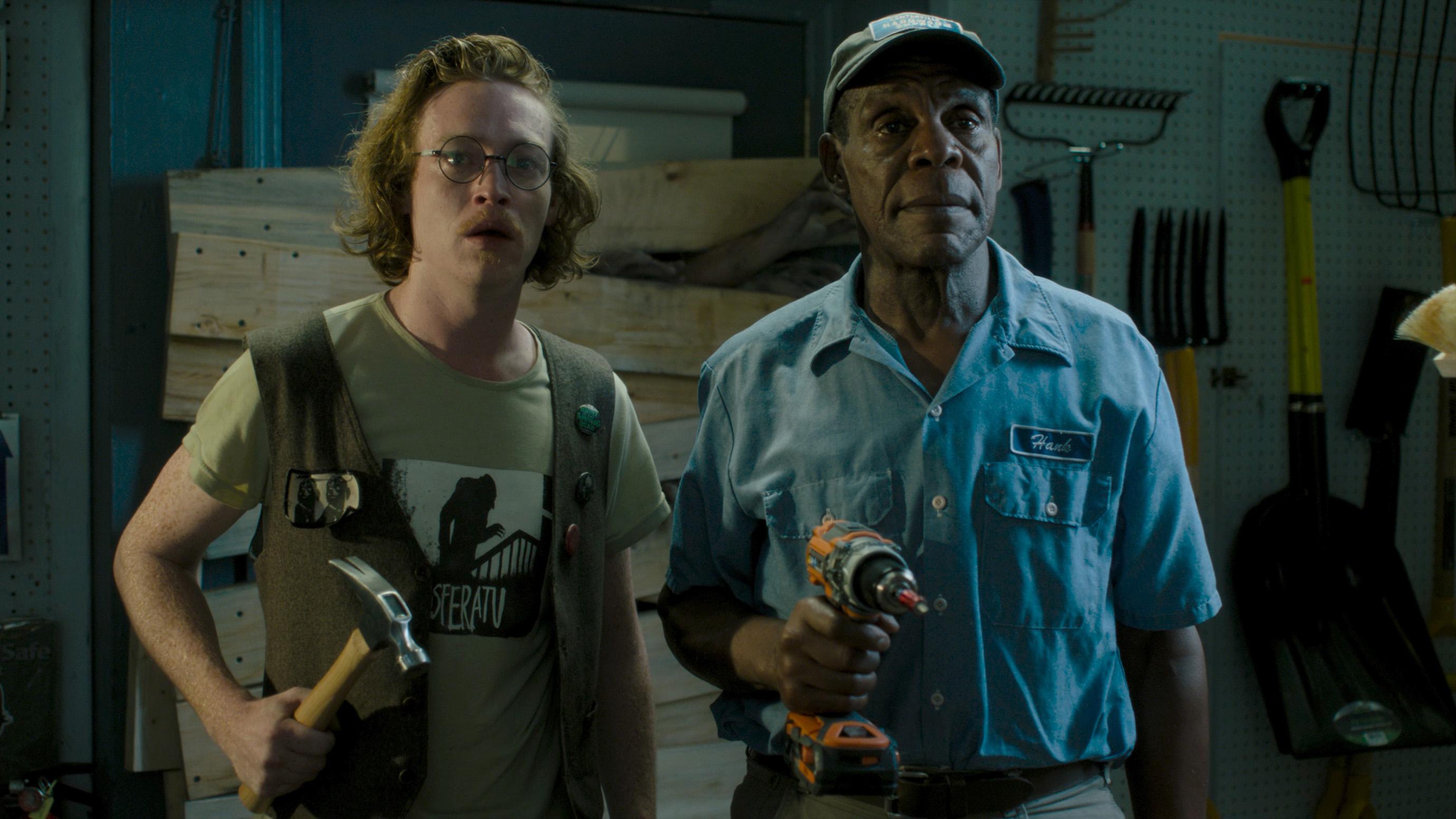 Кадр из фильма «Мёртвые не умирают»