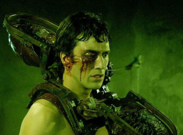 Кадр из фильма «Пила II»