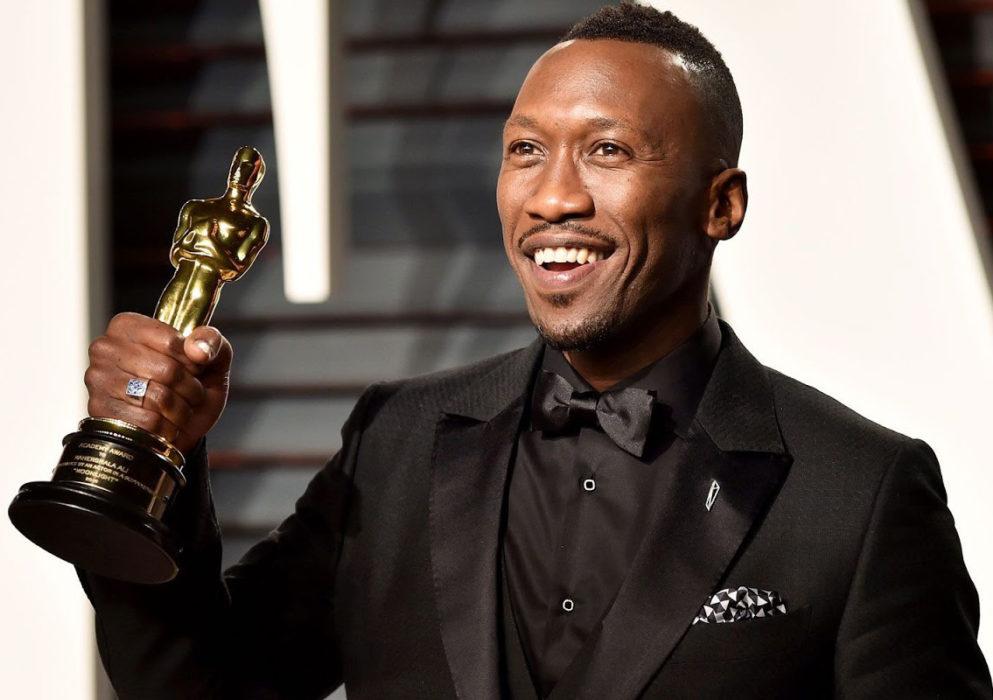 Кадр с церемонии вручения премии «Оскар 2019»