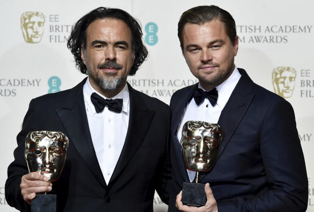 Фотография с церемонии BAFTA 2017 года (Toby Melville/Reuters)