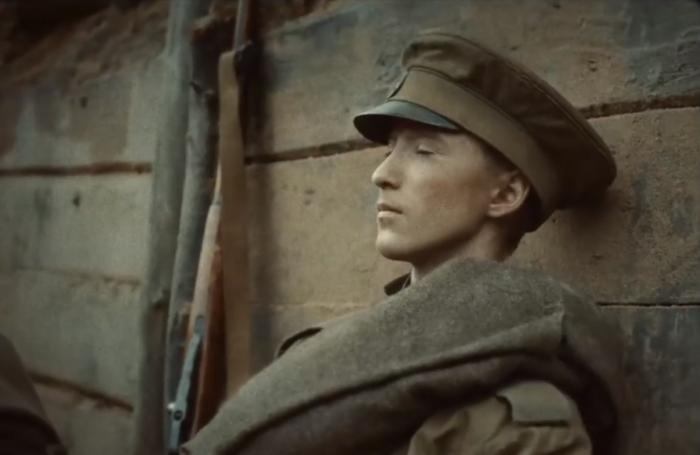 Кадр из фильма «Мальчик русский»