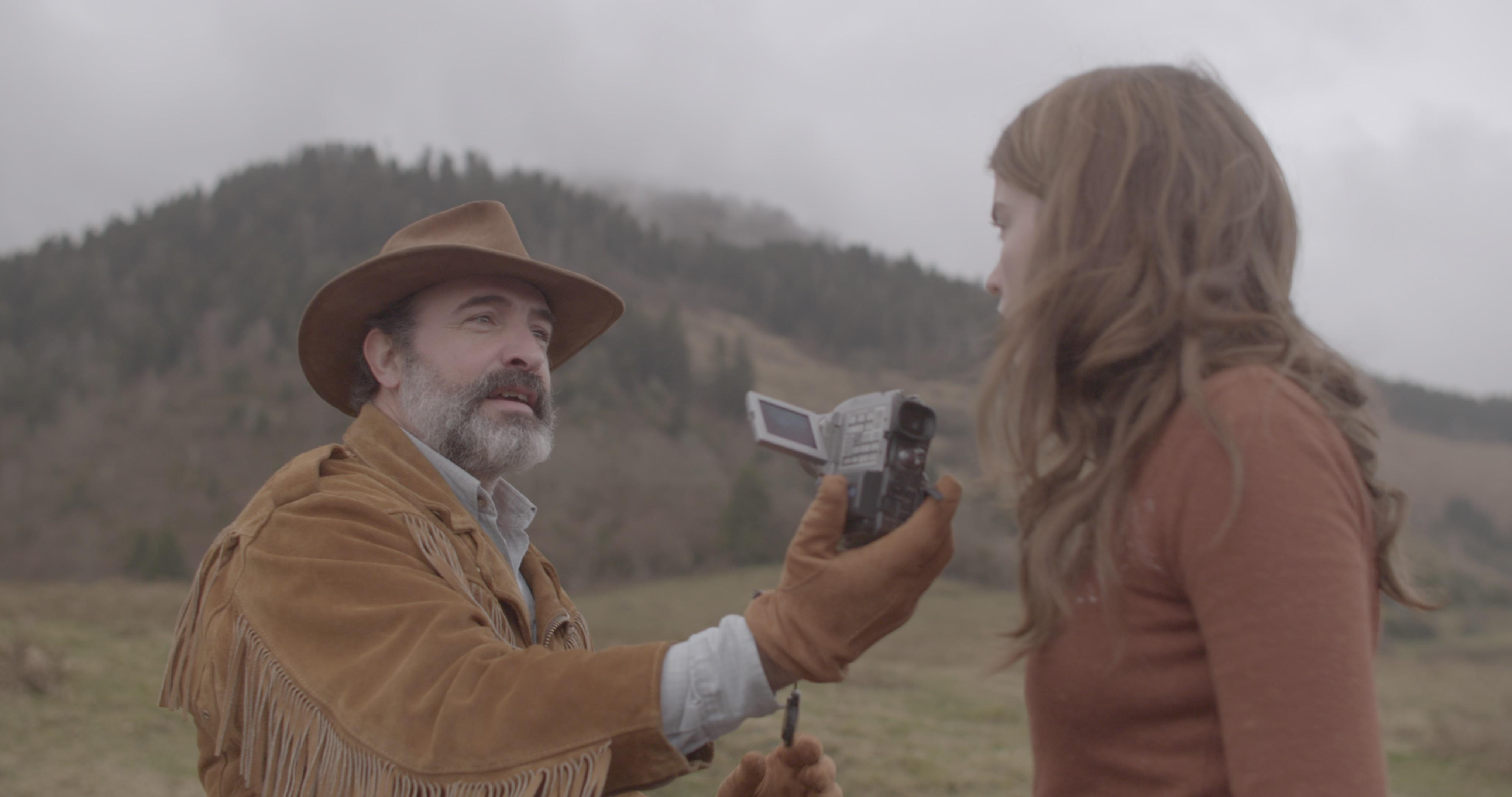 Кадр из фильма «Оленья кожа»