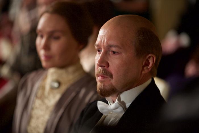 Кадр из фильма «Ленин. Неизбежность»