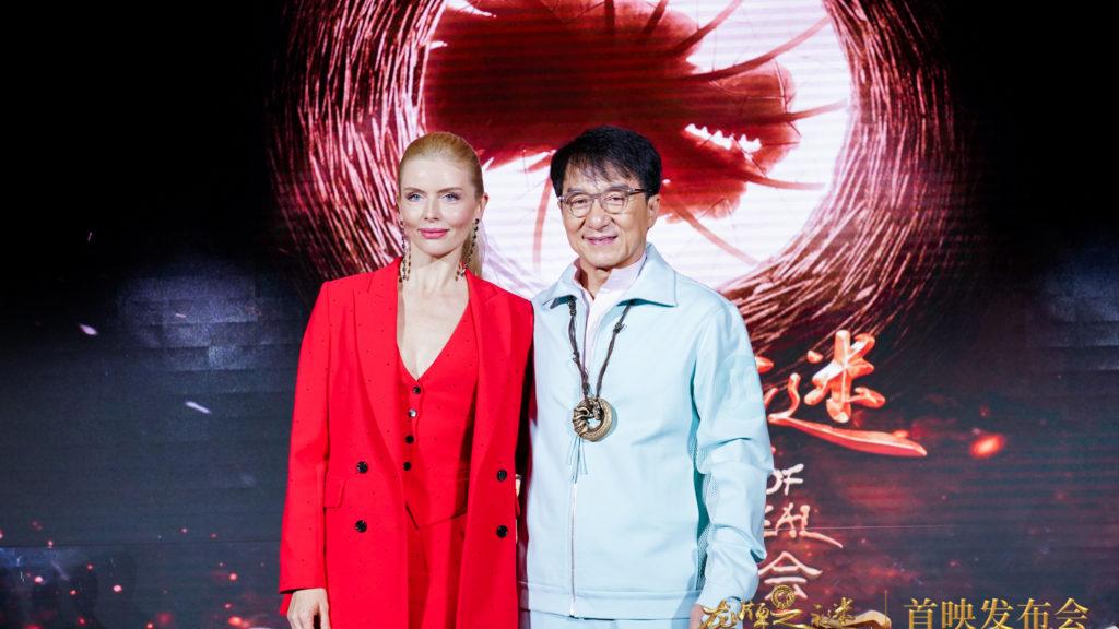 Самый дорогой российский фильм «Тайна печати дракона» представлен в Китае