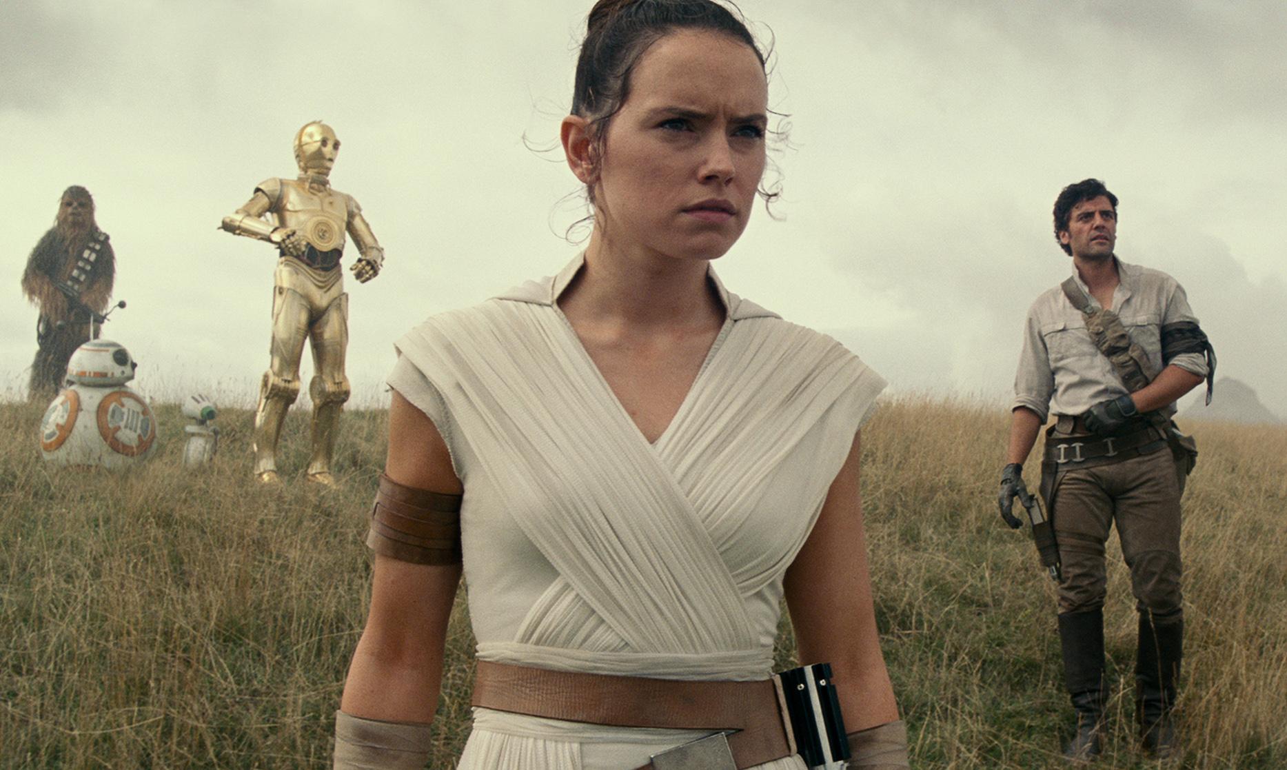 Кадр из фильма «Звёздные Войны: Скайуокер. Восход»