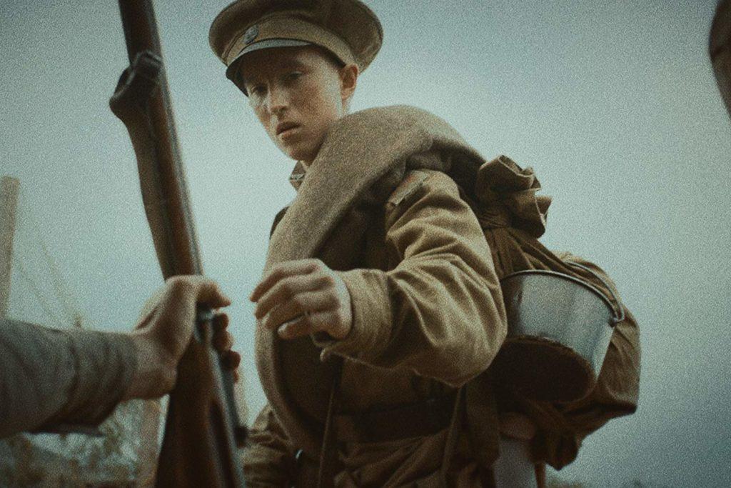Слепой ребёнок на войне: «Мальчик русский»