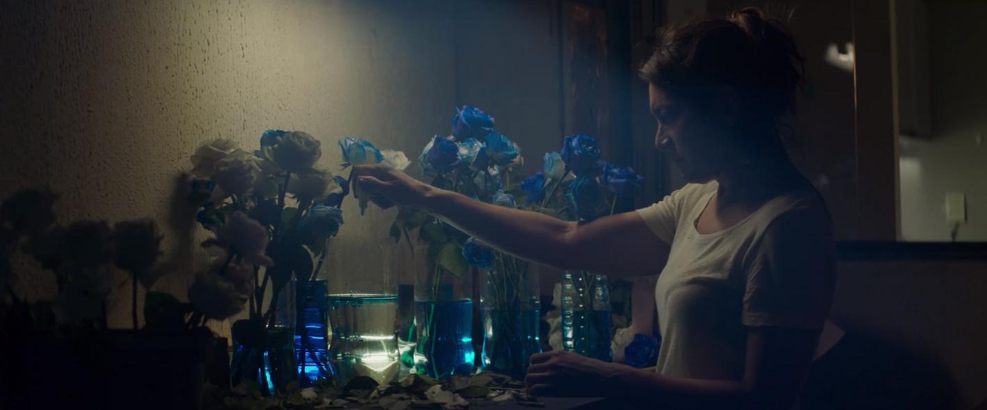 Кадр из фильма «Божественная любовь»