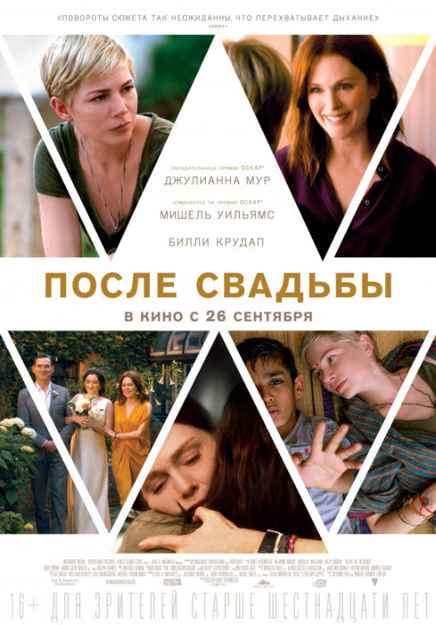 После свадьбы (2019) - OST
